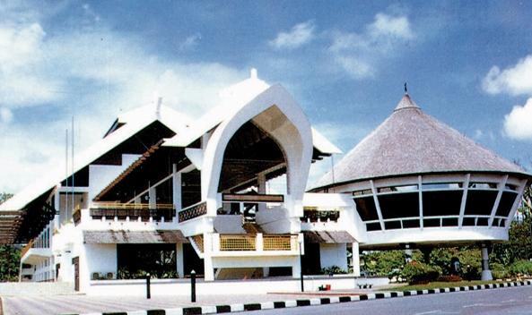 Bau Civic Centre 02