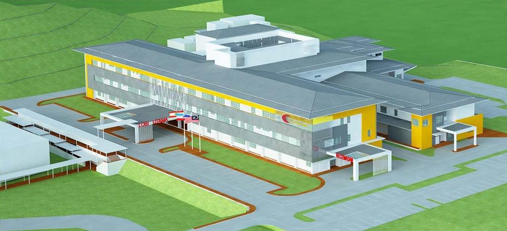 New Tuaran Hospital 01