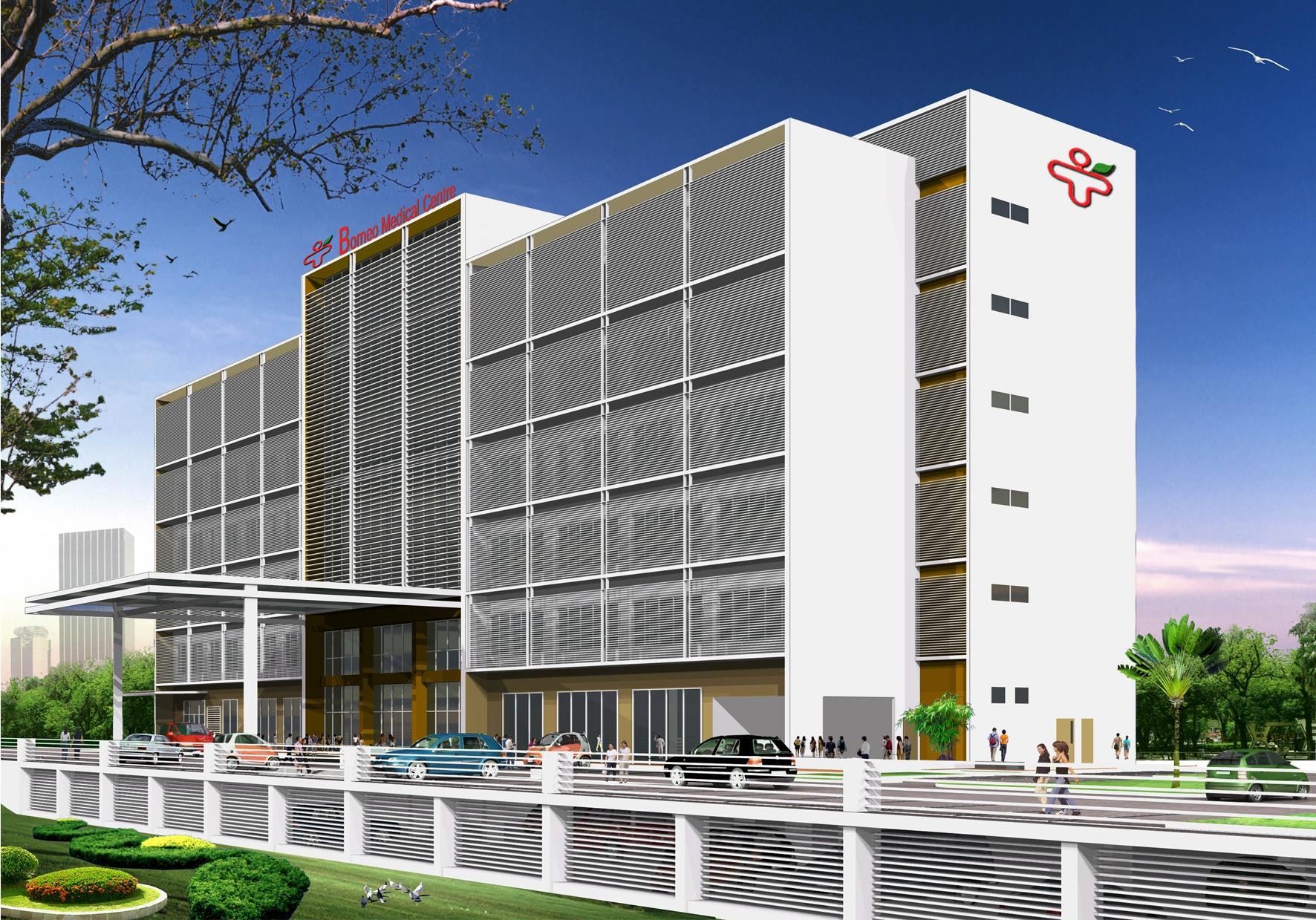 borneo medical centre 01
