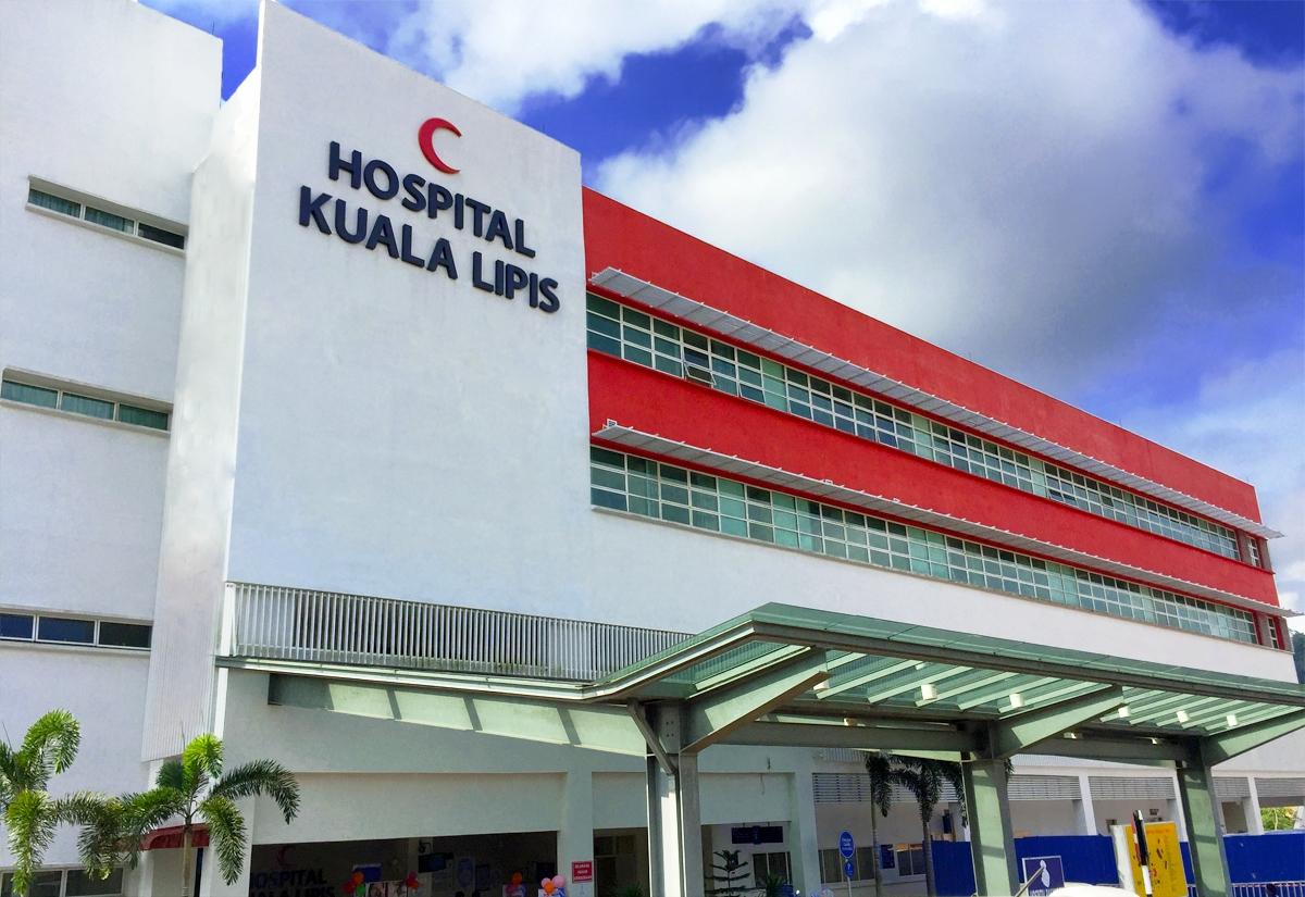 Kuala Lipis Hospital Arkitek Kdi