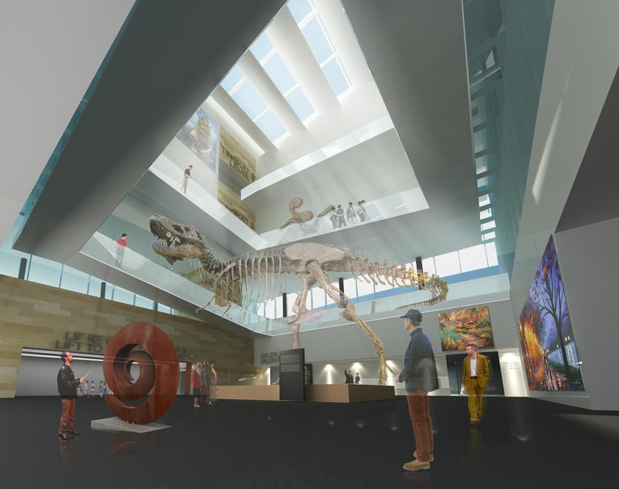 Design Competition Museum 01