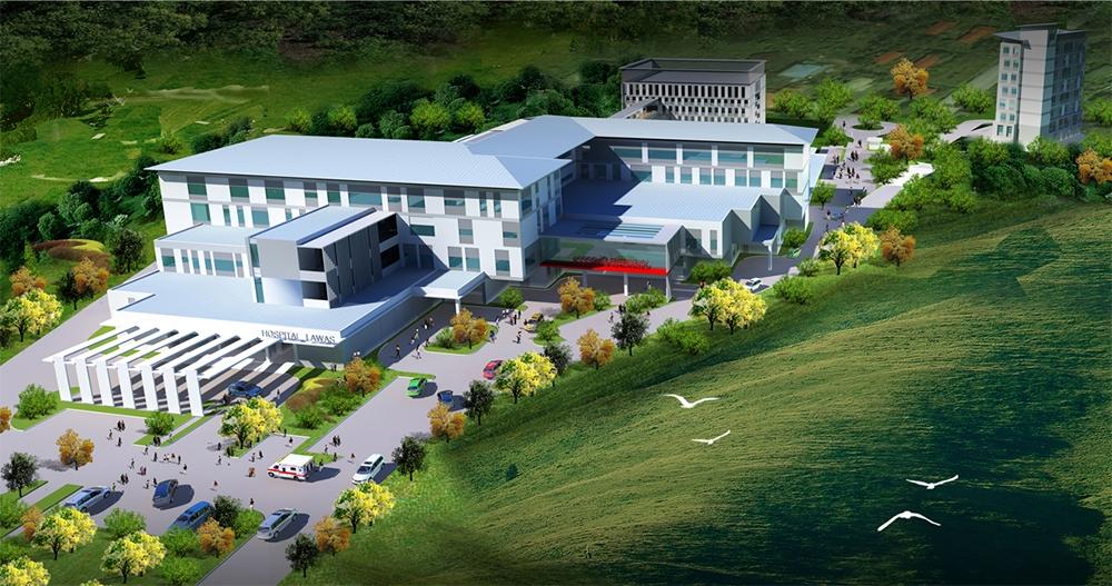 Lawas Hospital 01
