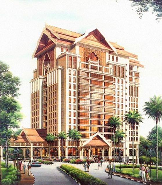 Royal Chendana Tower 02