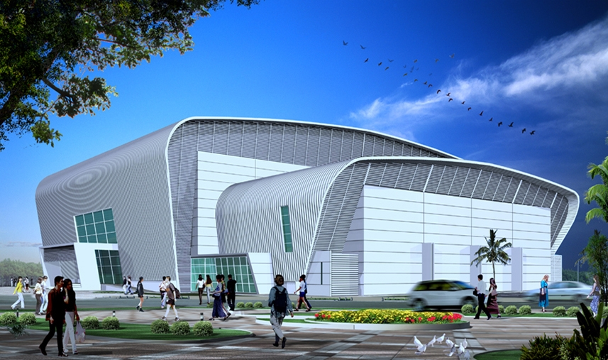 Sports Hall 01