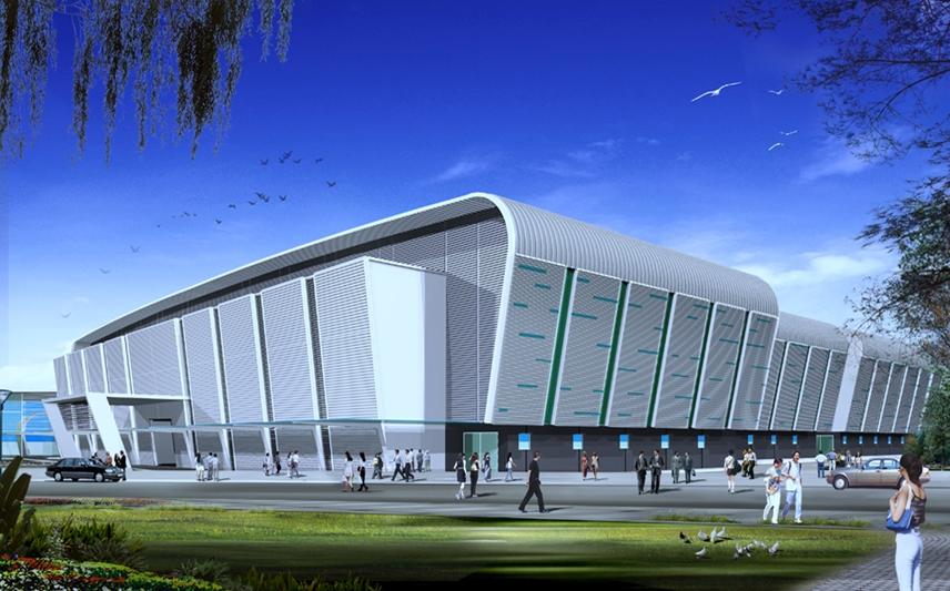 Sports Hall 02
