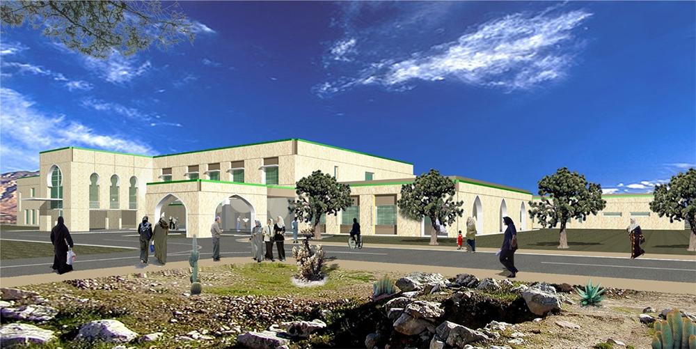 UE Middle East Hospital 01